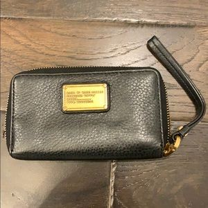 Black Marc Jacobs wallet
